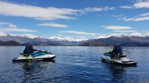 Lancha a Motor-Wanaka-Jet Ski Adventure on Lake Wanaka-1