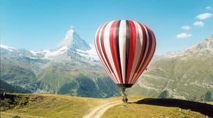 Hot Air Ballooning-Zurich-Hot Air Balloon Flight over Zurich-1
