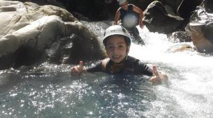 Canyoning-La Soufrière-Ti-canyon à Basse-Terre, Guadeloupe-5
