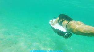 Snorkeling-Les Anses-d'Arlet-Excursion Seabob aux Anses-d'Arlet, Martinique-6