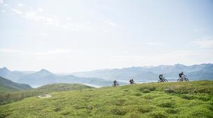 Mountain bike-Tromsø-Bike & Sail Tour on the Arctic Haute Route-6
