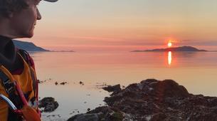Sea Kayaking-Tromsø-Summer Kayaking with Arctic Camp, near Tromsø-4