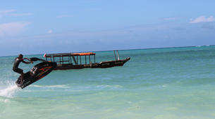 Jet Skiing-Zanzibar-Jet Ski safari to Mnemba Island-1