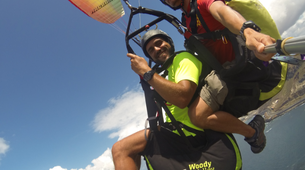 Paragliding-Gran Canaria-Tandem paragliding in Playa de las Canteras, Gran Canaria-18