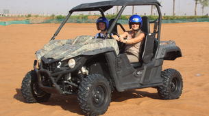 Quad biking-Dubai-Sunset Dune Buggy Excursion in the Red Desert-6