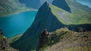 Mountain bike-Tromsø-Bike & Sail Tour on the Arctic Haute Route-1