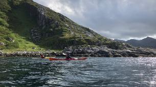 Sea Kayaking-Tromsø-Summer Kayaking with Arctic Camp, near Tromsø-5