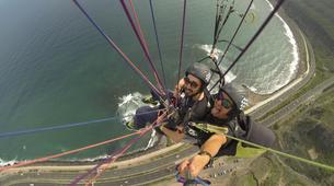 Paragliding-Gran Canaria-Tandem paragliding in Playa de las Canteras, Gran Canaria-19