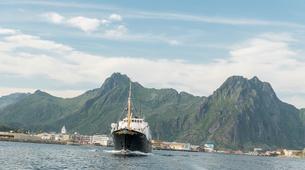 Mountain bike-Tromsø-Bike & Sail Tour on the Arctic Haute Route-4