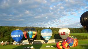 Hot Air Ballooning-Zurich-Hot Air Balloon Flight over Zurich-3
