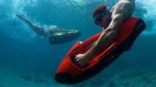 Snorkeling-Les Anses-d'Arlet-Excursion Seabob aux Anses-d'Arlet, Martinique-4
