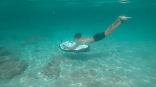 Snorkeling-Les Anses-d'Arlet-Excursion Seabob aux Anses-d'Arlet, Martinique-1