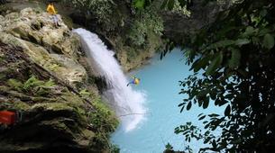 Canyoning-Cebu-Canyoning at Kawasan Falls in Cebu, Philippines-1