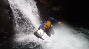 Canyoning-La Soufrière-Canyon de Vauchelet à Basse-Terre, Guadeloupe-6