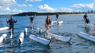 Kayaking-Simon's Town-Water Biking Tour from Simon's Town-5