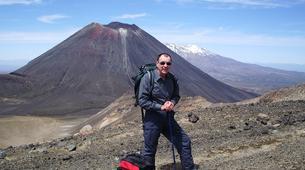 Glacier hiking-Taupo-Tongariro Crossing equipment rental and shuttle-3