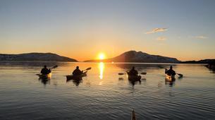 Sea Kayaking-Tromsø-Summer Kayaking with Arctic Camp, near Tromsø-1