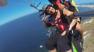 Paragliding-Gran Canaria-Tandem paragliding in Playa de las Canteras, Gran Canaria-17