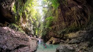 Canyoning-Cebu-Canyoning at Kawasan Falls in Cebu, Philippines-3