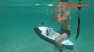 Snorkeling-Les Anses-d'Arlet-Excursion Seabob aux Anses-d'Arlet, Martinique-5