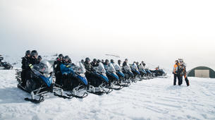 Snowmobiling-Gullfoss-Ice Cave and Snowmobile Tour-1