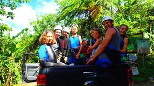 Canyoning-La Soufrière-Ti-canyon à Basse-Terre, Guadeloupe-4