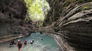 Canyoning-Cebu-Canyoning at Kawasan Falls in Cebu, Philippines-6