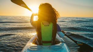 Kayaking-Cape Town-Kayaking Tour along Atlantic Seaboard Coastline-2