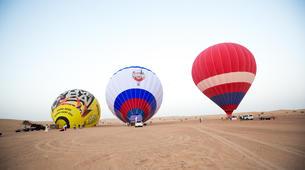 Montgolfière-Dubai-Hot Air Balloon Flight in Dubai-1