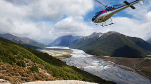 Helicopter tours-Christchurch-Southern Alps Helicopter Tour-3