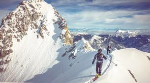 Ski Touren-Bled-Skitourengehen in den Julischen Alpen bei Bled-1