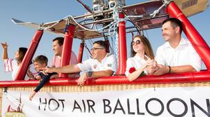 Montgolfière-Dubai-Hot Air Balloon Flight in Dubai-2