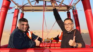 Montgolfière-Dubai-Hot Air Balloon Flight in Dubai-8