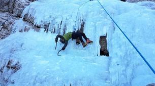 Eisklettern-Bled-Eiskletterkurs im Triglav-Nationalpark bei Bled-4