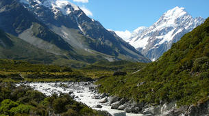 Helicopter tours-Christchurch-Southern Alps Helicopter Tour-5