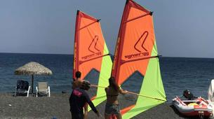 Windsurfing-Santorini-Windsurfing for beginners in Santorini-3