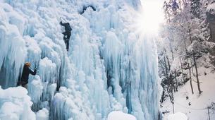 Eisklettern-Bled-Eiskletterkurs im Triglav-Nationalpark bei Bled-2