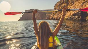 Sea Kayaking-Cape Town-Guided Sea Kayaking Tour in Hout Bay-1