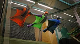 Soufflerie-Stockholm-First time Indoor Wingsuit Flight in Stockholm, Sweden-1