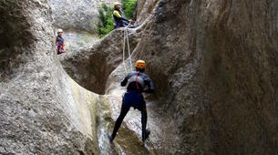 Canyoning-Nuria-Canyoning in the Gorges de Nuria-2