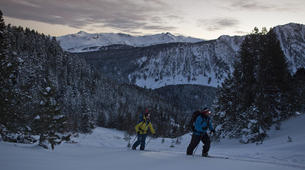 Esquí de travesía-Val d'Aran-Splitboarding lessons in Val d'Aran-4