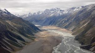 Helicopter tours-Christchurch-Southern Alps Helicopter Tour-1