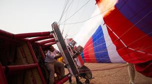 Montgolfière-Dubai-Hot Air Balloon Flight in Dubai-5