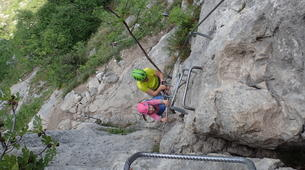 Via Ferrata-Lake Garda-Guided Via Ferrata in Dolomite Mountains around Lake Garda-1