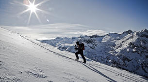 Esquí de travesía-Val d'Aran-Splitboarding lessons in Val d'Aran-1