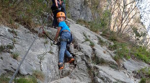 Via Ferrata-Lake Garda-Guided Via Ferrata in Dolomite Mountains around Lake Garda-3