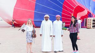 Montgolfière-Dubai-Hot Air Balloon Flight in Dubai-6