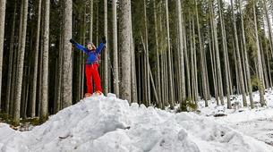 Schneeschuhwandern-Bled-Schneeschuhwandern Abenteuer in Bled-1