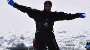 Ice Diving-La Quillane-Ice Diving in La Quillane, Eastern Pyrenees-6