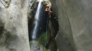 Canyoning-Nuria-Canyoning in the Gorges de Nuria-6